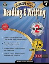 Reading & Writing, Grade 4 [With 2 CDROMs]