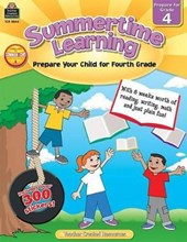 Summertime Learning Grade