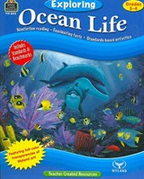 Exploring Ocean Life, Grades 3-4 [With Transparency(s)] | Robert W. Smith |