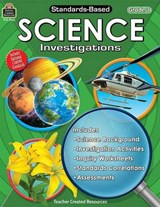 Standards-Based Science Investigations, Grade | Robert W. Smith |