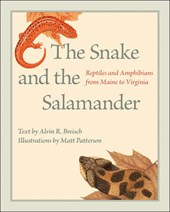 The Snake and the Salamander - Reptiles and Amphibians from Maine to Virginia