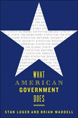 What American Government Does | Stan Luger |