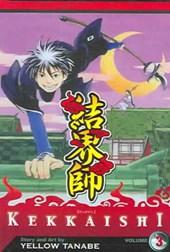 Kekkaishi, Vol. 3