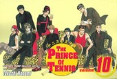 The Prince of Tennis | Konomi, Takeshi ; Jones, Gerard |
