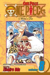 One Piece 8 | Eiichiro Oda |