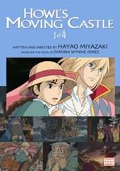 Howl's Moving Castle Film Comic 1