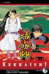 Kekkaishi 7