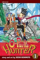 O-Parts Hunter 1