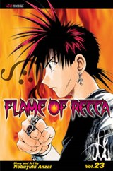 Flame of Recca, Volume | Nobuyuki Anzai |