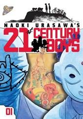 Naoki Urasawa's 21st Century Boys 1