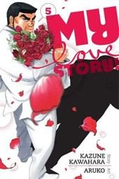 My Love Story!!, Volume
