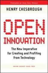 Open Innovation | Henry William Chesbrough |