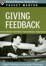 Giving Feedback | auteur onbekend |