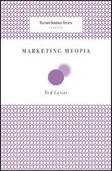 Marketing Myopia | Theordore Levitt |