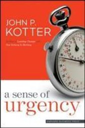 A Sense of Urgency | John P. Kotter |
