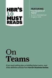 Hbr's 10 must reads: on teams | Harvard Business Review |