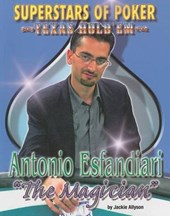 "Antonio ""The Magician"" Esfandiari"