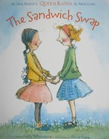The Sandwich Swap | Kelly Queen Rania Of Jordan Al Abdullah ; Dipucchio |