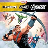 Hawkeye Joins the Mighty Avengers | auteur onbekend |