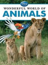 DISNEY LEARNING WONDERFUL WORLD OF ANIMA