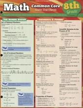 Math Common Core State Standards, 8th Grade