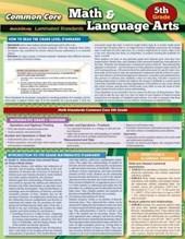 Common Core Math & Language Arts 5th Grade