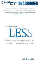The Power of Less | Leo Babauta |