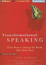 Transformational Speaking | Gail Larsen |