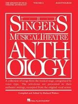 The Singer's Musical Theatre Anthology | auteur onbekend |