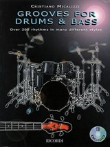 Grooves for Drums & Bass | auteur onbekend |