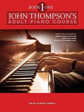 The Adult Preparatory Piano Book, Book One |  |