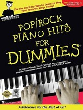 Pop/Rock Piano Hits for Dummies