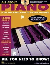 All About Piano | Mark Harrison |