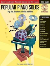 Popular Piano Solos - First Grade | auteur onbekend |