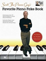 Scott the Piano Guy's Favorite Piano Fake Book | auteur onbekend |