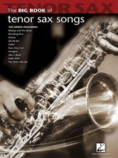 The Big Book of Tenor Sax Songs |  |