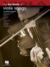 The Big Book Of Viola Songs. Viola Solo Book