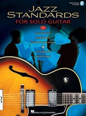Jazz Standards for Solo Jazz Guitar