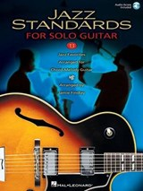 Jazz Standards for Solo Jazz Guitar |  |