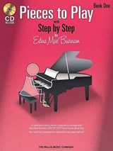 Pieces to Play Book | Edna Mae Burnam |