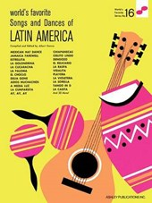 World's Favorite Latin American Songs and Dances