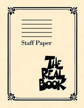 The Real Book Staff Paper |  |