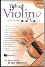 Tipbook Violin and Viola | Hugo Pinksterboer |