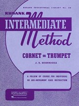Rubank Intermediate Method | J. E. Skornicka |