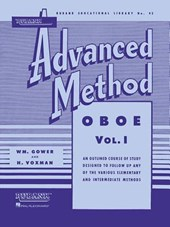 Rubank Advanced Method - Oboe Vol.