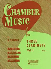 Three Clarinets - Volume 1 (Easy) |  |