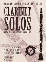 Rubank Book of Clarinet Solos With Piano Accompaniment |  |