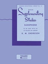 Supplementary Studies For Saxophone |  |