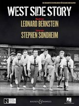 West Side Story Vocal Selections | auteur onbekend |