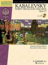 Kabalevsky 30 Pieces for Children, Opus
